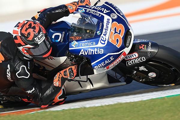Neustart bei Avintia: Tito Rabat lernt die Ducati kennen