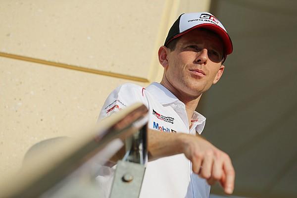 Davidson broke toe on way to Bahrain WEC victory