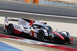 WEC Noticias de última hora Alonso se pone al volante del Toyota LMP1