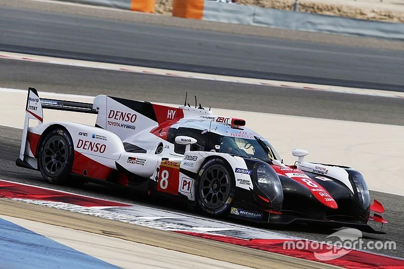 Alonso faz primeiro teste com Toyota LMP1 de 2018