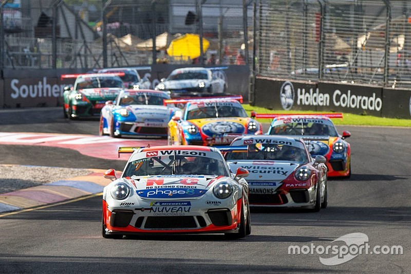 New Carrera Cup cars given green light for Bathurst