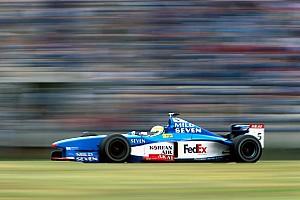 Formule 1 Nostalgie Vidéo - L'Histoire de Benetton en Formule 1