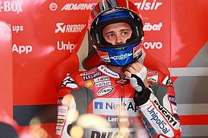 MotoGP Motorsport.com hírek Dovizioso őszintén elgondolkodott, hogy elhagyja a Ducatit