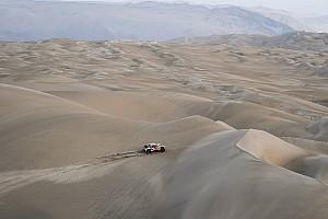 Dakar Artículo especial La altitud, el molesto compañero de viaje del Dakar