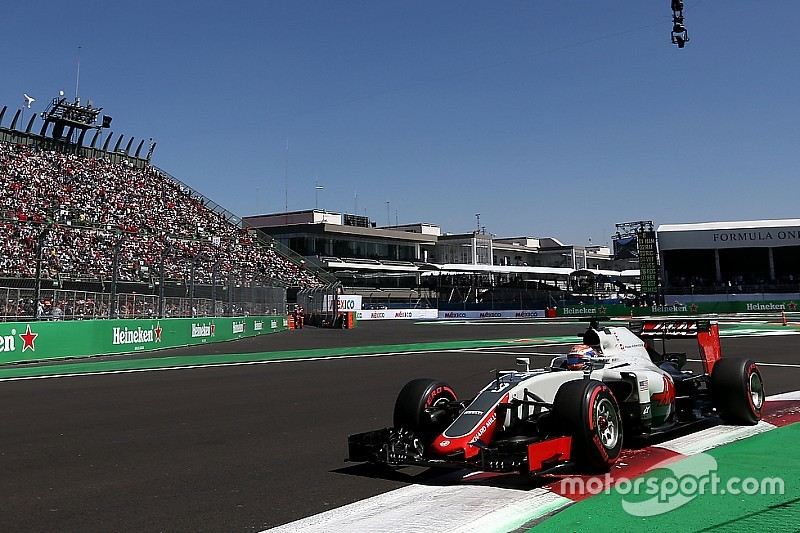 """Grosjean says """"something not right"""" with his car"""