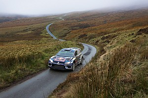 WRC Leg report Wales WRC: Ogier seals win ahead of charging Tanak
