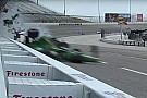 Video: Der heftige Crash von Josef Newgarden beim IndyCar-Rennen in Texas