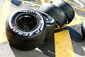 Formula 1 Breaking news Pirelli releases wind tunnel tyres to F1 teams