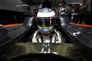 Formula 1 Interview Alonso: