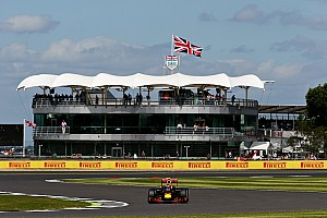 Formula 1 Breaking news Silverstone considers activating British GP break-clause in 2017