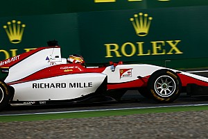 GP3 Qualifying report Monza GP3: Leclerc denies Arden 1-2 with late flyer