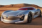 Renault past Formule E-ervaring toe op elektrische GT: de TreZor