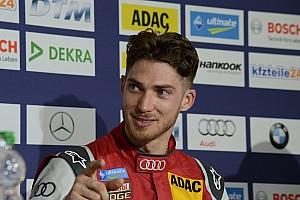 DTM Комментарий Мортара признал, что с трудом добрался до финиша