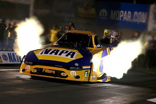 NHRA announces revised tentative schedule