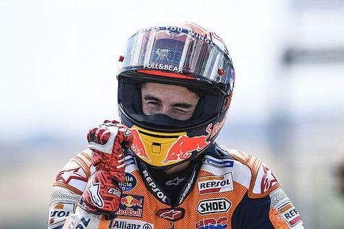 Sachsenring, el mejor termómetro para Márquez