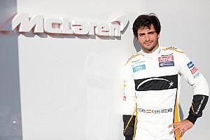 Знакомство с командой убедило Сайнса в будущем прогрессе McLaren