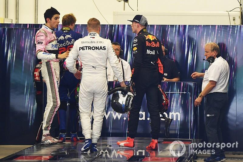 Verstappen será comissário em prova da F-E como punição a briga no Brasil