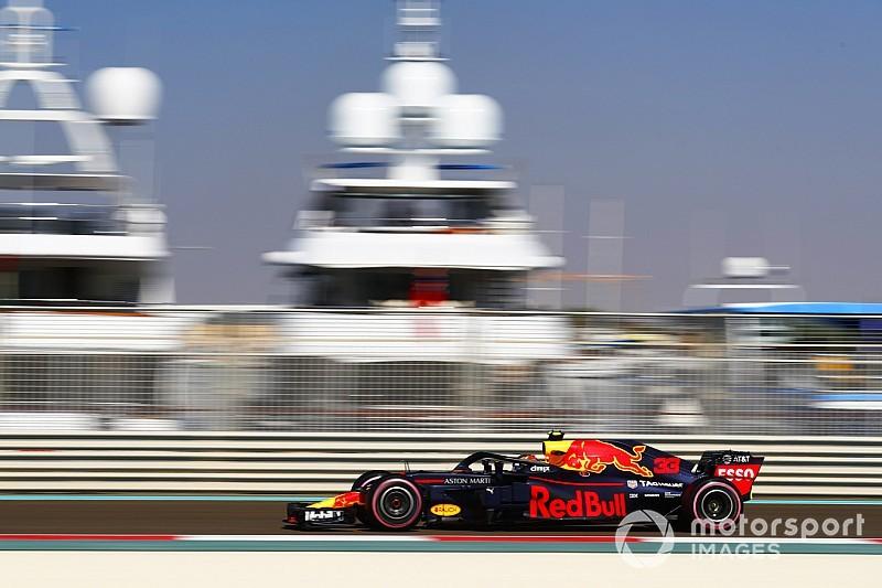 EL1 - Verstappen devance Ricciardo, Ferrari à deux secondes