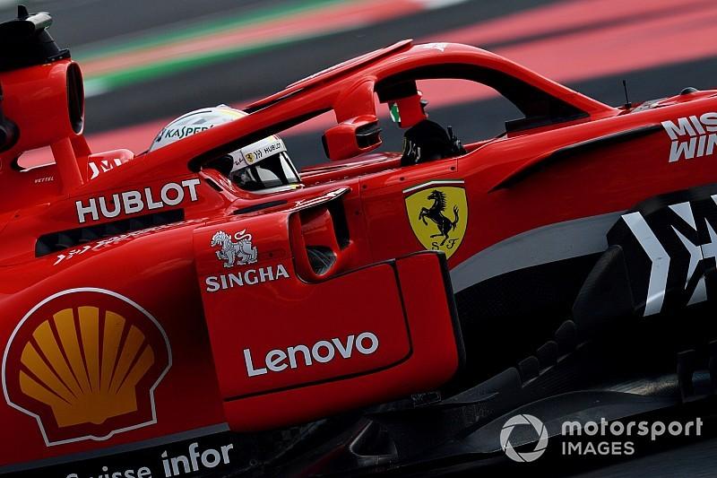 Vettel : Non, la Ferrari n'a pas été dominatrice