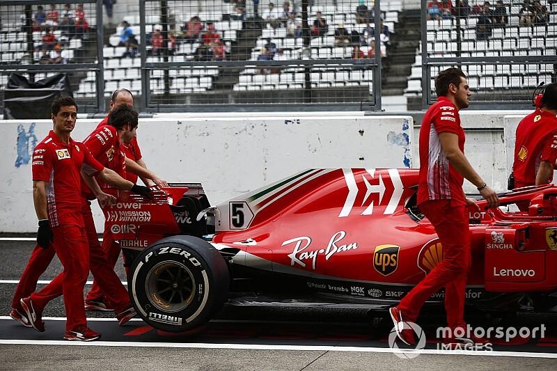 FIA: queda da Ferrari não tem relação com sensores no motor