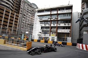 Ticktum: Eriksson pace makes him Macau threat