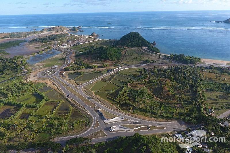 L'Indonésie accueillera MotoGP et WorldSBK à partir de 2021