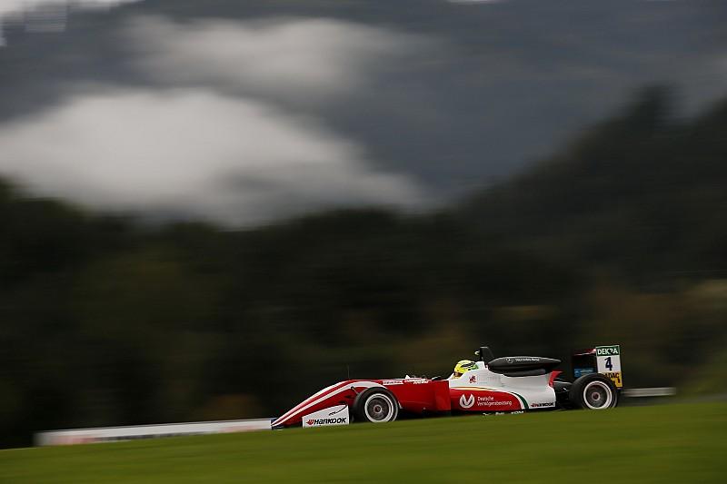 Євро Ф3 на Ред Булл Ринзі: Шварцман завадив Шумахеру встановити абсолютний рекорд серії