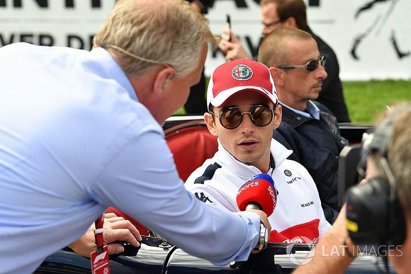 Leclerc: Ha a Ferrari hívna, soha nem mondanék nemet