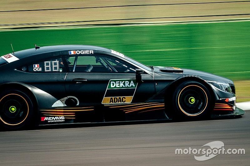 Nach Ekströms Gaststart-Debakel: Mercedes wollte keinen Ex-DTM-Fahrer