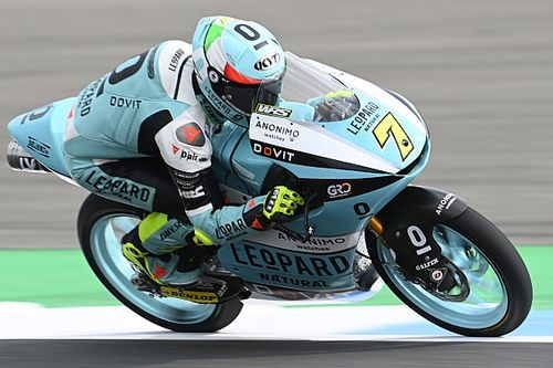 Assen Moto3: Foggia beats Garcia to win by 0.078s