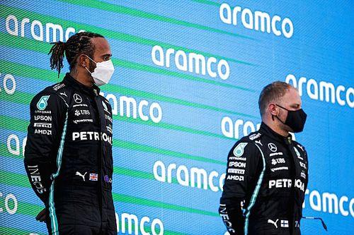 Mercedes, Bottas'ın Hamilton'a neden daha erken yol vermediğini açıkladı