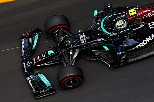The revamp that failed to help Mercedes win in Monaco