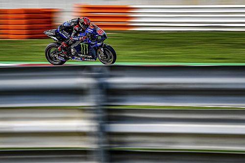 """Quartararo """"esperaba más"""" del motor nuevo de Yamaha"""