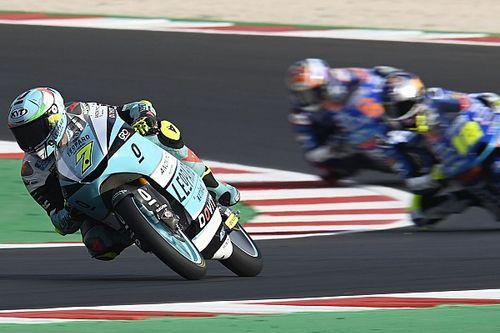 Moto3: Fenati cade e Foggia ne approfitta, tripletta italiana a Misano!