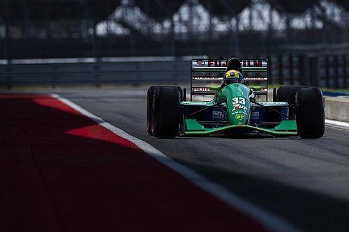 Mick Schumacher y el test en el primer F1 de su padre