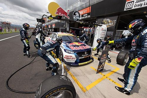 Supercars makes staff cap permanent