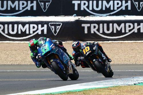 Moto2 - GP Andalucía: Magistral primera victoria de Bastianini