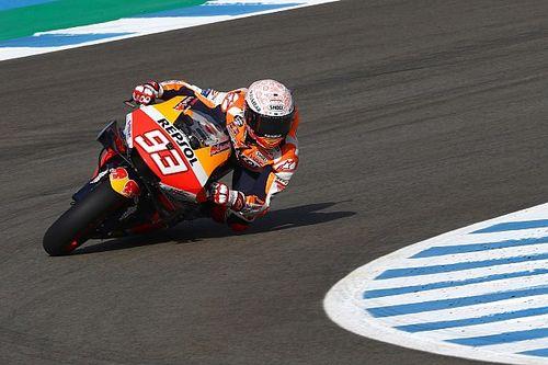 Honda non sostituirà Marc Marquez a Jerez