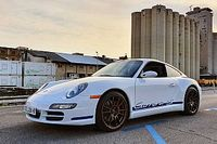 Fantasztikusan néz ki ez a 997-es Porsche 911