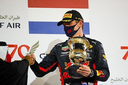 Verstappen insidia il secondo posto di Bottas