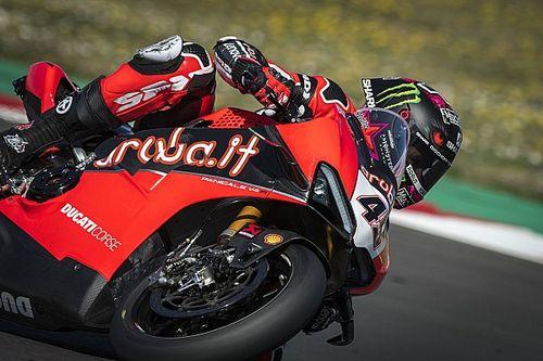 Redding Coba Kaliper dan Cakram Rem Depan MotoGP