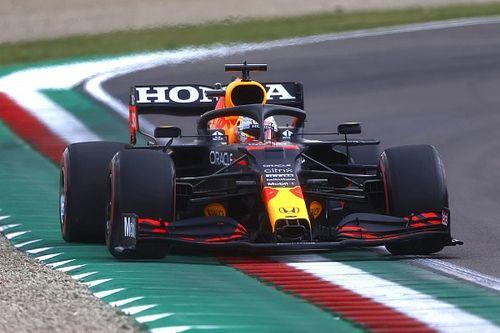 """Verstappen baalt na kwalificatie in Imola: """"Slordige ronde in Q3"""""""
