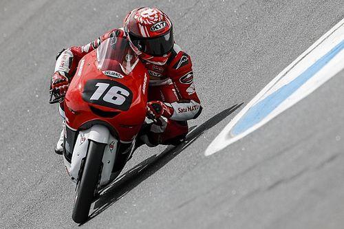 Hasil FP CEV Moto3 Valencia: Awal Bagus untuk Mario Aji