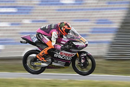 Moto3 Portimao 3. antrenman: En hızlısı Migno, Deniz 12. oldu