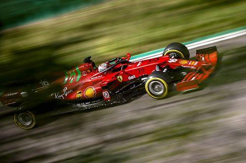 """Leclerc: """"Siamo solo a 3 decimi da Mercedes e Red Bull!"""""""