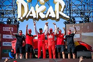 """Nani Roma, 5º en su 25º Dakar: """"Volveremos más fuertes en 2022"""""""