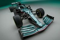 The 12-month journey to settle Aston Martin's new F1 livery