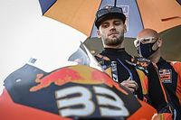 "KTM's Binder ""surprised"" to finish top MotoGP rookie in 2020"