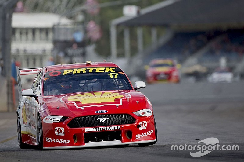 Adelaide 500: McLaughlin tops qualifying, Whincup misses Shootout