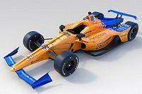 迈凯伦发布阿隆索Indy 500赛车涂装